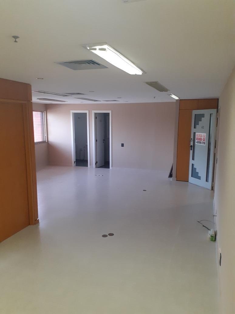 sala comercial no centro comercial de alphaville
