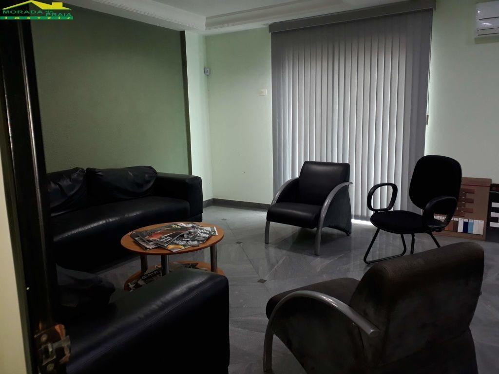 sala comercial no centro do boqueirão, confira aqui na imobiliária em praia grande. - mp13441