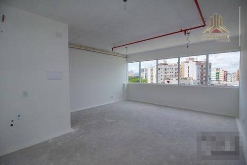 sala comercial no duo concept office - sa0141
