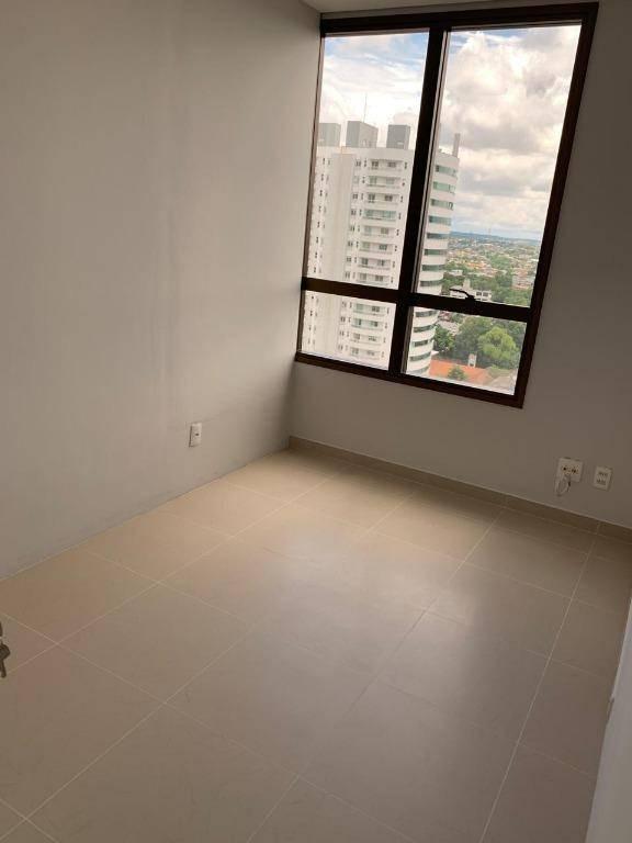 sala comercial no edifício the office, 53 m2 - sa0035