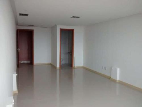 sala comercial no hangar business park paralela - ref: 49701