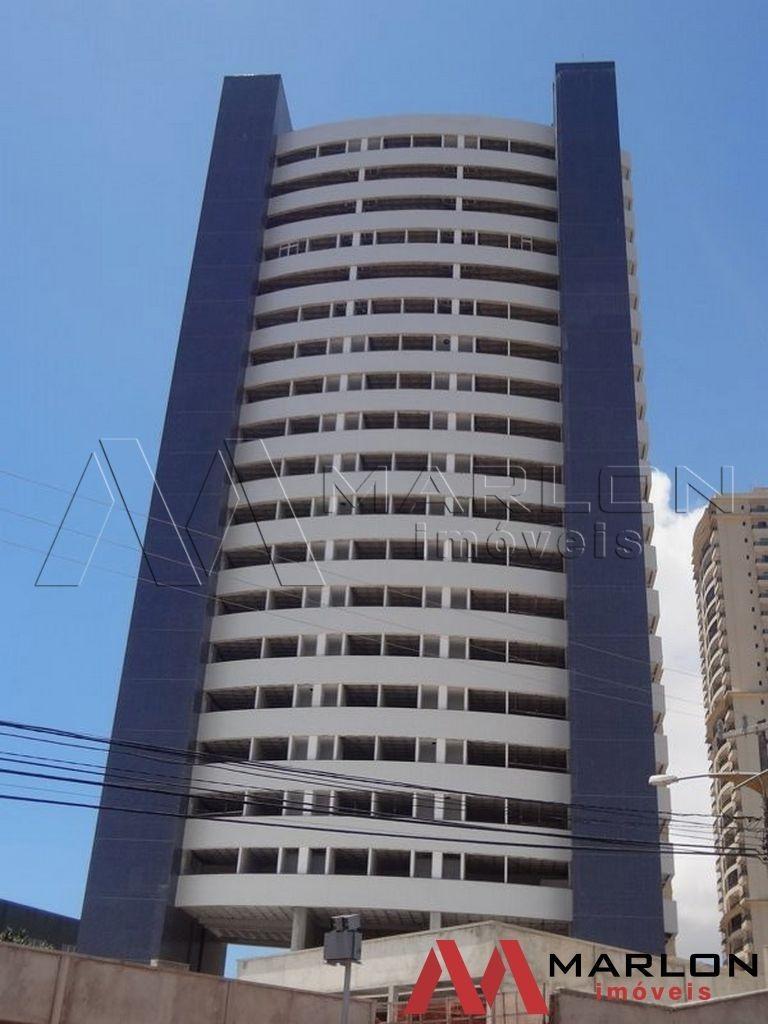 sala comercial no prédio office tower
