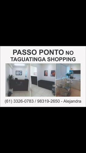 sala comercial no taguatinga shopping bsb - passo o ponto