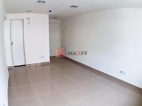 sala comercial no target offices mall - pechincha - sa0093