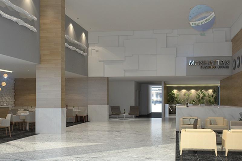 sala comercial no tirol - manhatann business oficce - sa0002