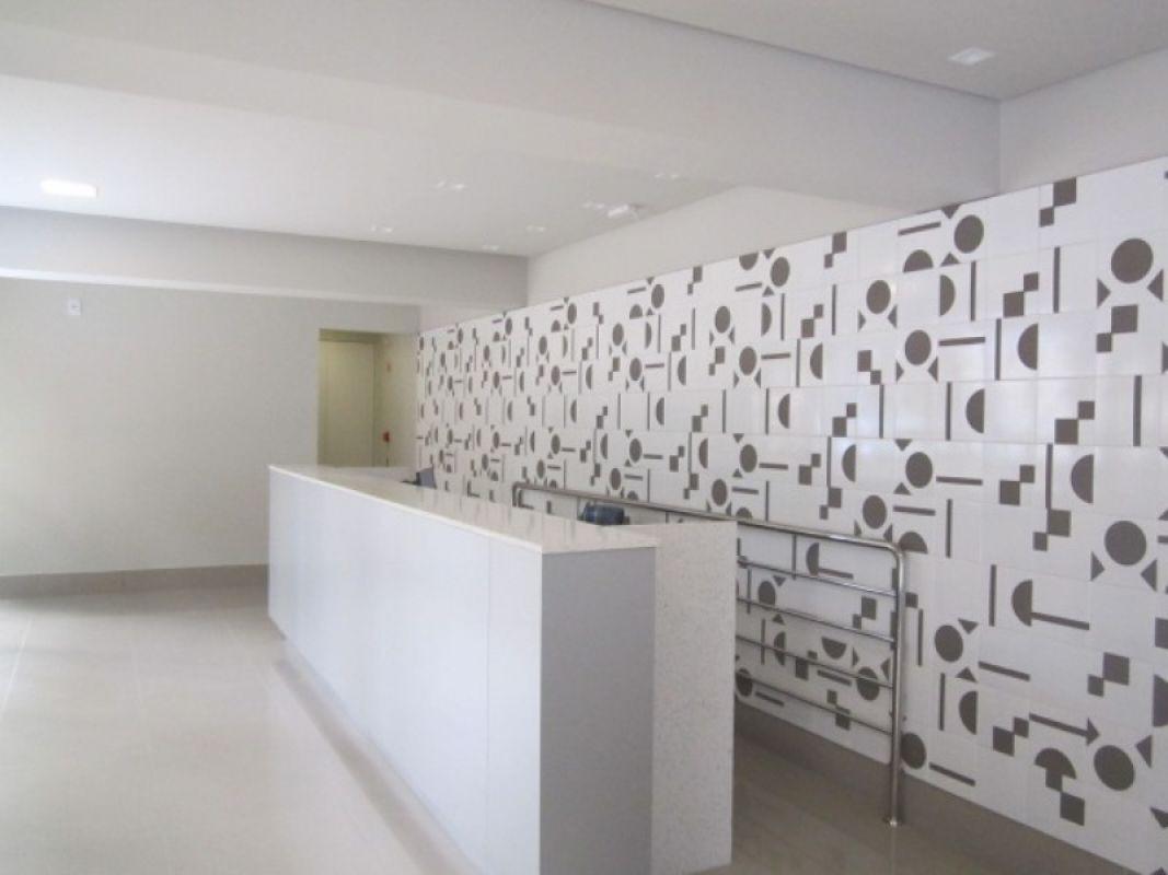 sala comercial nova com área de 24,83m² no barro preto. - 1427