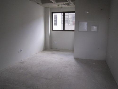 sala comercial nova com área de 28,73m² no barro preto. - 1426
