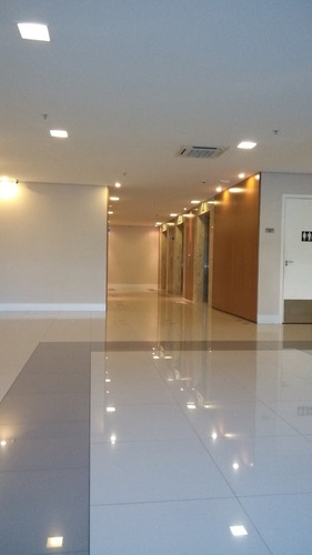 sala comercial nova e vaga. 1 wc,1 vaga.segurança e recepção