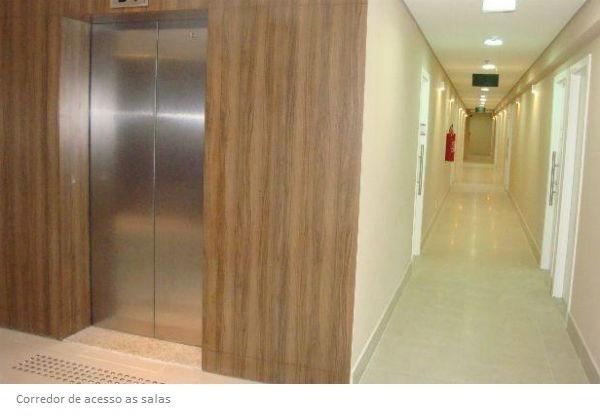 sala comercial nova network business tower  scs - 174