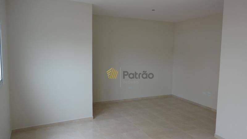 sala comercial nova para locação 38 m², 2 wc centro, santo andré. - sa0091