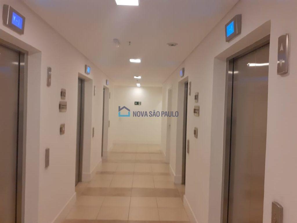 sala comercial, novo,próximo metrô belém. 2 vagas ! - bi25741
