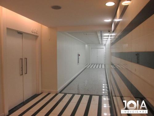 sala comercial offices shopping leblon - leblon - 122