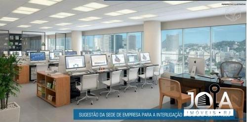 sala comercial orbit offices - presidente vargas - centro - 174