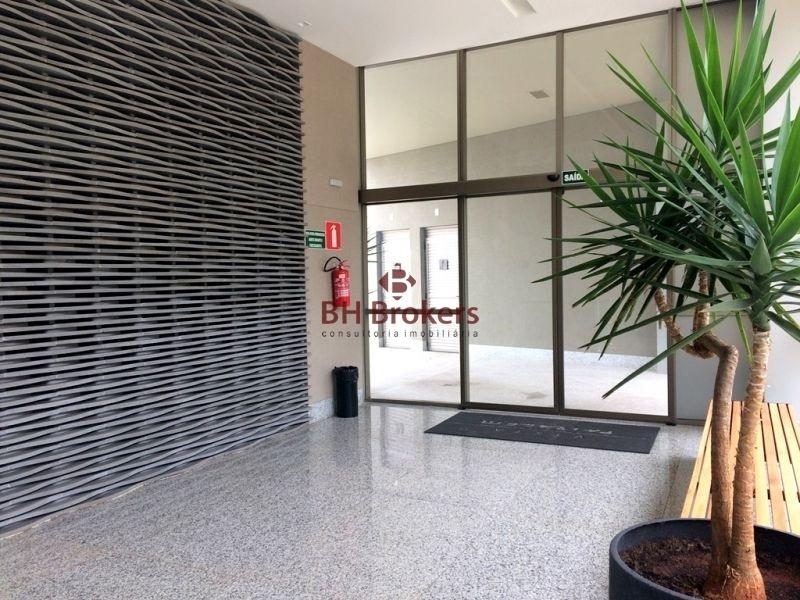 sala comercial para alugar, 78,56 m² no edificio vista - 16300