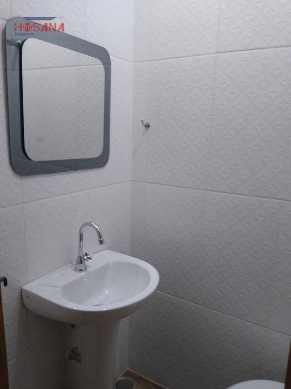 sala comercial para alugar, 85 m² por r$ 2.800/mês - região central - caieiras/sp - ca0669