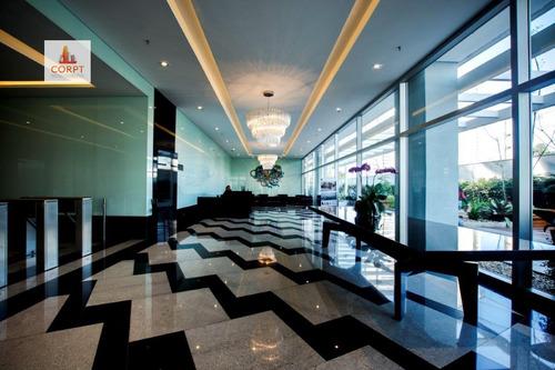 sala comercial para alugar no bairro alphaville empresarial - 106-15571