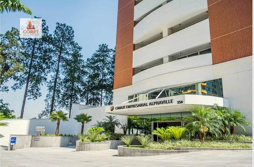 sala comercial para alugar no bairro alphaville empresarial - 146-15571
