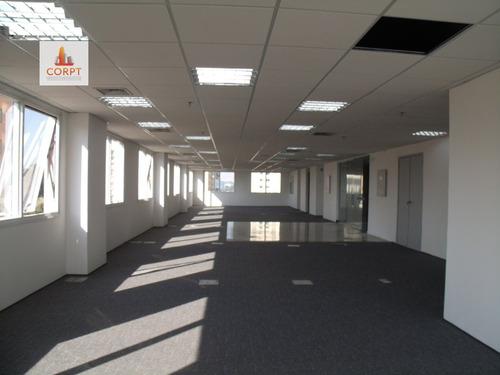 sala comercial para alugar no bairro alphaville empresarial - 148-15571