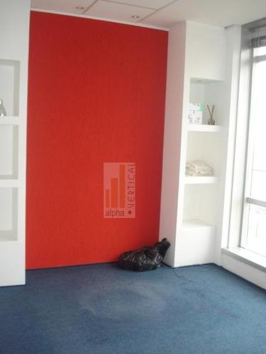 sala comercial para alugar no bairro alphaville industrial - 135-22783