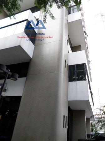 sala comercial para alugar no bairro indianópolis em são - 132-kz-2
