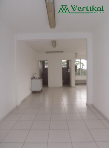 sala comercial para locacao, granja viana - l-2241