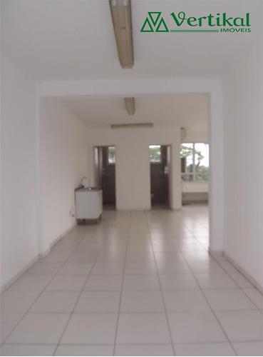 sala comercial para locacao, granja viana - l-2242