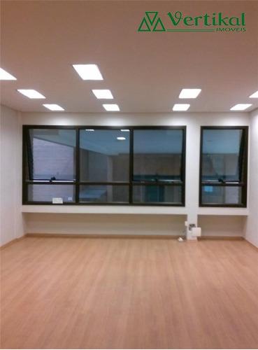 sala comercial para locacao, prime office granja viana - l-2384
