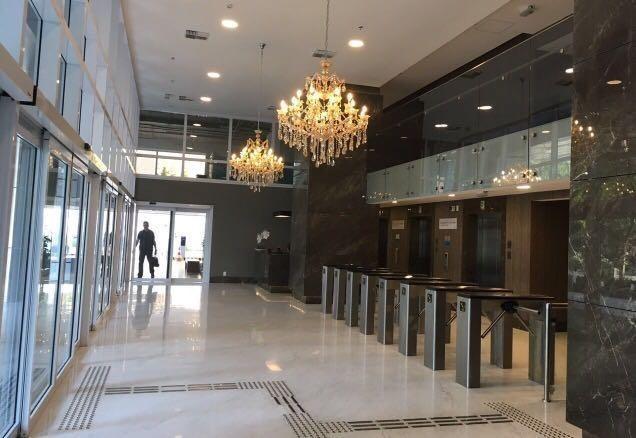 sala comercial para locação alpha green business tower - 1726