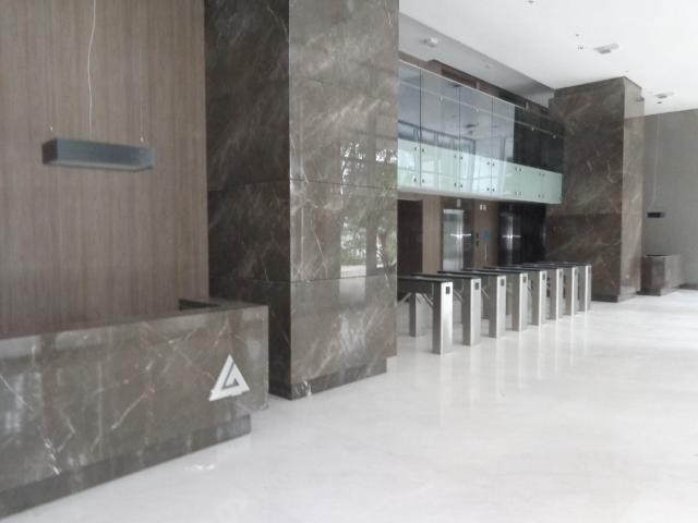 sala comercial para locação alpha green business tower - 1945