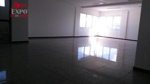sala  comercial para locação, alphaville campinas, campinas. - sa0034