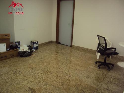 sala comercial para locação, alphaville campinas, campinas. - sa0055