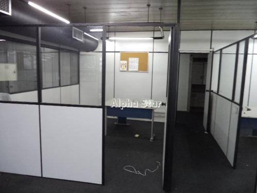 sala comercial para locação, alphaville comercial, barueri. - sa0068