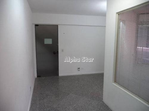 sala comercial para locação, alphaville comercial, barueri. - sa0240