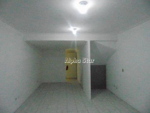 sala comercial para locação, alphaville comercial, barueri. - sa0255