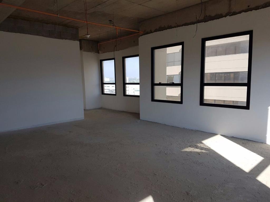 sala comercial para locação, alphaville industrial, barueri. - sa0028