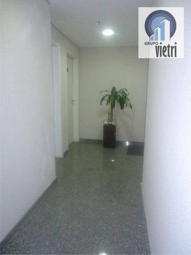 sala comercial para locação, alphaville industrial, barueri. - sa0055