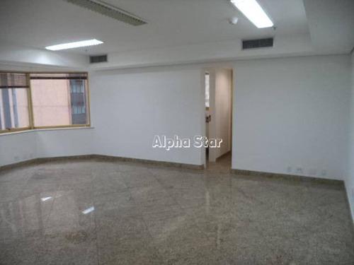 sala comercial para locação, alphaville industrial, barueri - sa0071. - sa0071