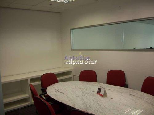 sala comercial para locação, alphaville industrial, barueri - sa0189. - sa0189