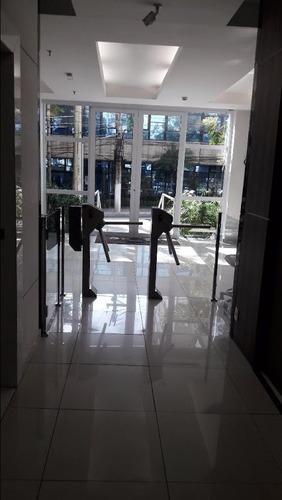 sala comercial para locação, alto da boa vista, são paulo. - sa0101