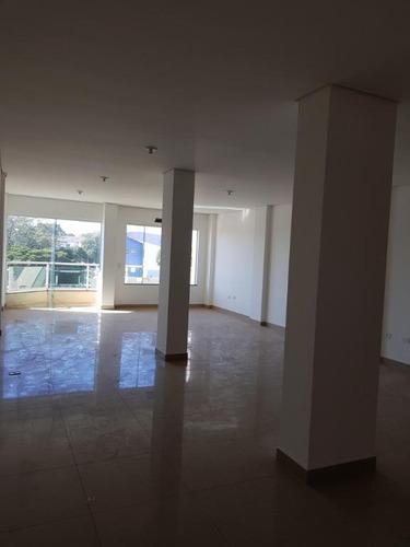 sala comercial para locação, av. saul elkind, região norte, londrina. - sa0017