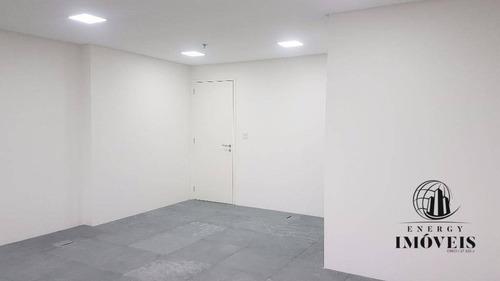 sala comercial para locação, barra funda, são paulo. - sa1707