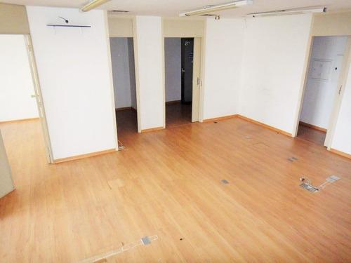 sala comercial para locação, brooklin novo, são paulo. - sa1630