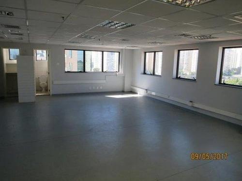 sala comercial para locação, brooklin paulista, são paulo. - sa0239
