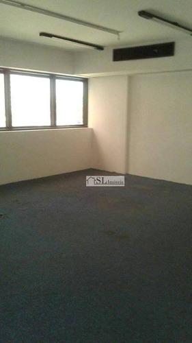 sala comercial para locação, cambuí, campinas - sa0016. - sa0016