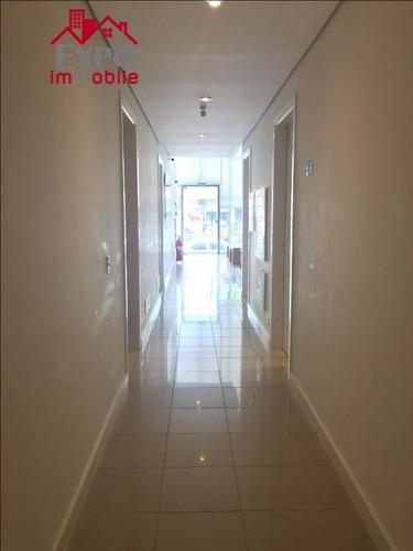 sala  comercial para locação, cambuí, campinas. - sa0071