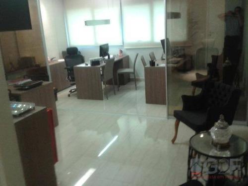 sala comercial para locação, cambuí, campinas. - sa0432