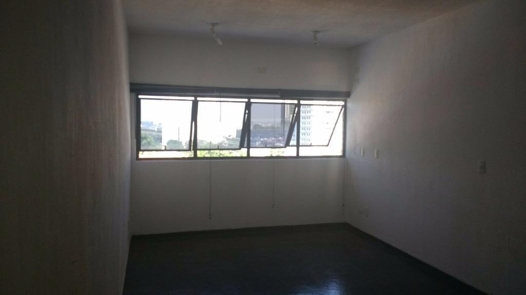 sala comercial para locação, campo grande, são paulo. - sa0055