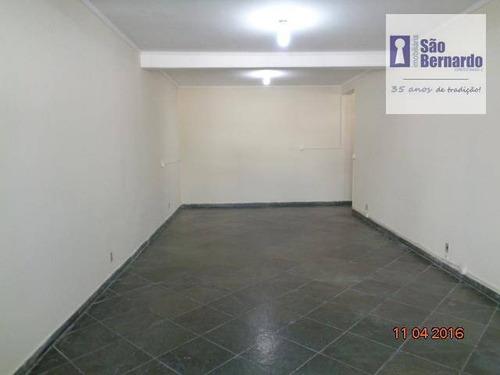 sala comercial para locação, centro, americana - sa0136. - sa0136