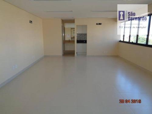 sala comercial para locação, centro, americana. - sa0140