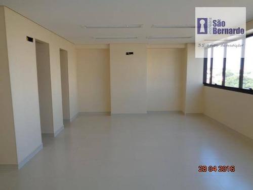 sala comercial para locação, centro, americana. - sa0141